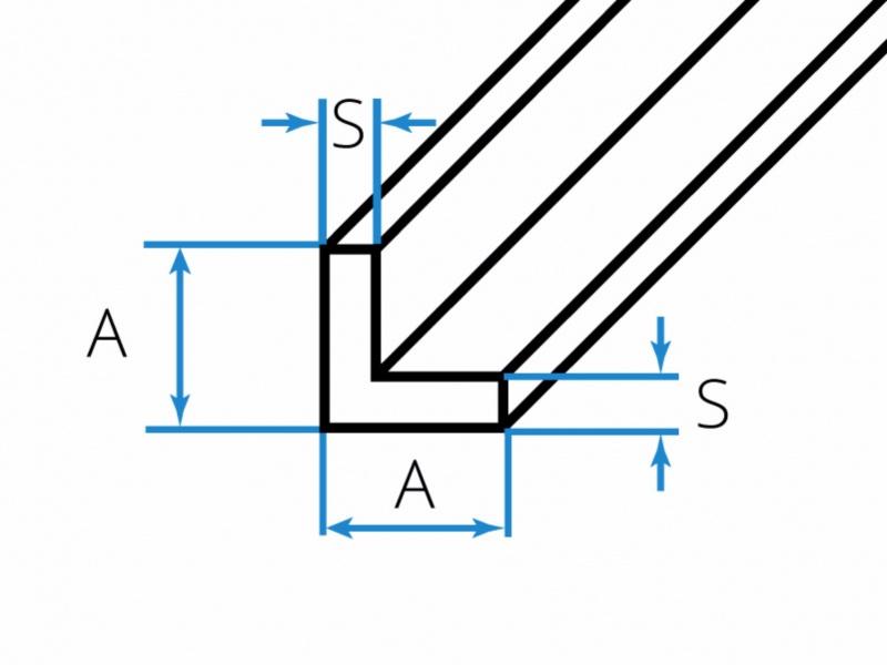 Aluminium-L-Profile